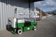 Bigorre Ingénierie Personalised Mobile Elevating Work Platforms